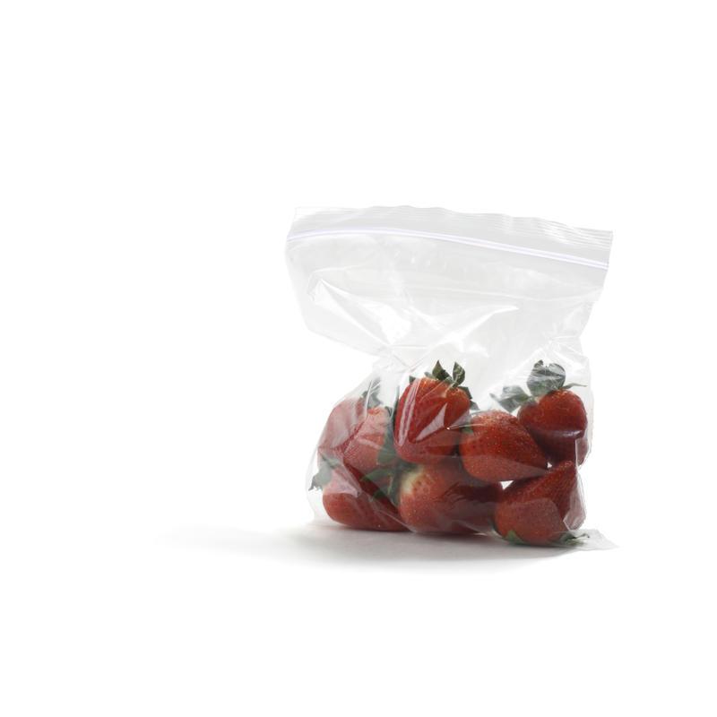sacchi in polielitene con minigrip neutri