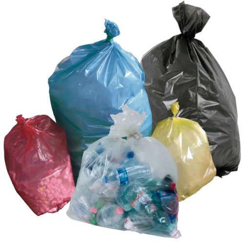 sacchi per immondizia