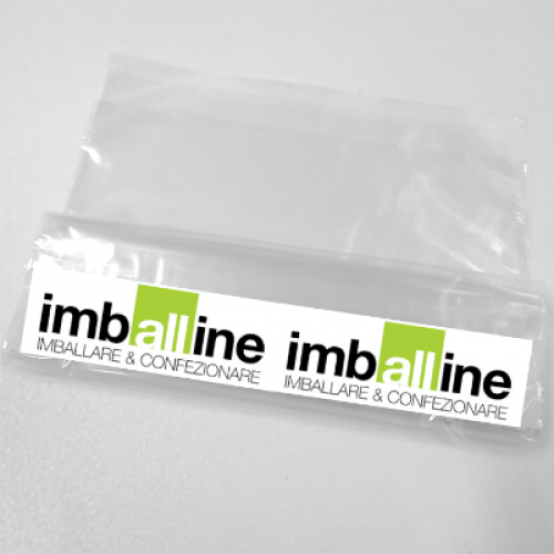 sacchi in polietilene personalizzati